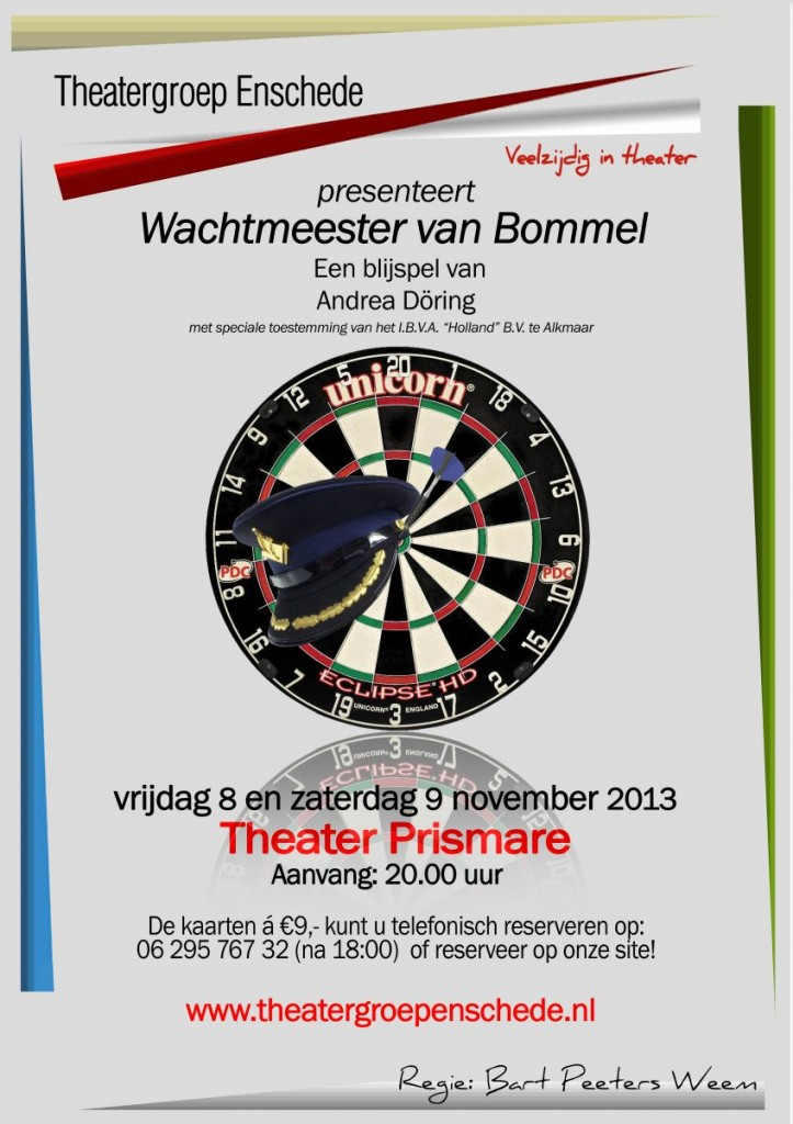 Poster Wachtmeester